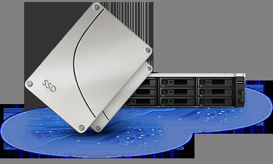 Technologia wykorzystania dysków SSD jako pamięci podręcznej