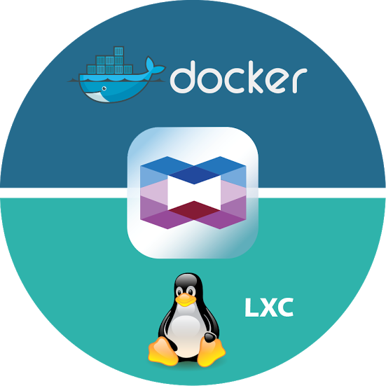 Container Station – w komplecie z kontenerami LXC i Docker