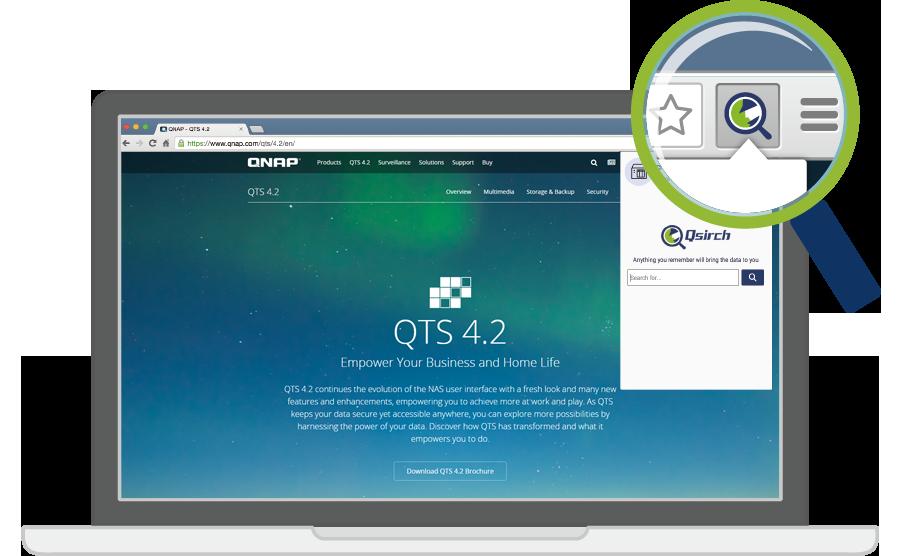 Qsirch - bardziej inteligentny i szybki sposĂłb wyszukiwania