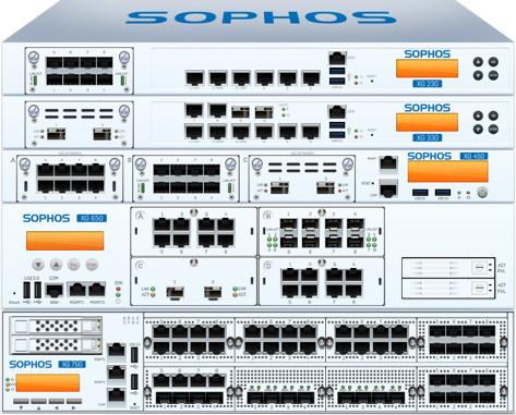 Sophos stack