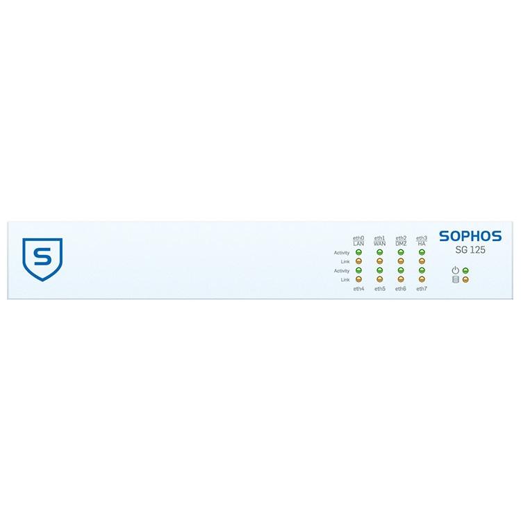 firewall sprz towy sophos sg 125. Black Bedroom Furniture Sets. Home Design Ideas
